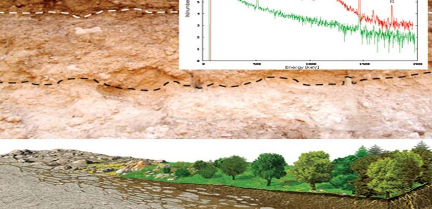 Con tecnologías atómicas y nucleares UTEM investiga presencia de sustancias radiactivas en suelos