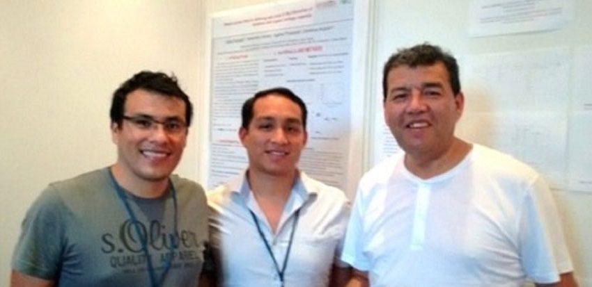 Investigación científica del Departamento de Química UTEM recibió premio internacional en la Conferencia